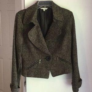 """Tweed """"Motorcycle"""" jacket"""